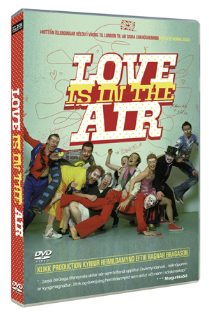 LOVE IS IN THE AIR DOCUMENTARY DVD
