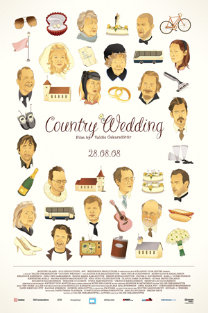 COUNTRY WEDDING DVD