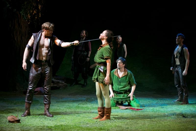 The Heart of Robin Hood ART.