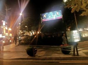 Faust plakatið í Seoul