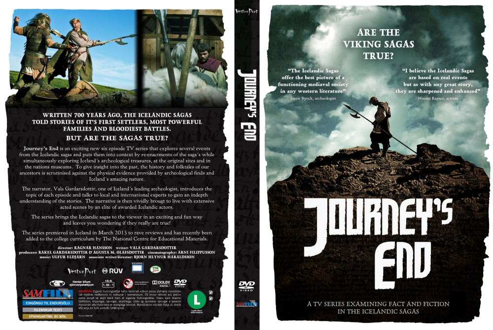 Journey S End Out On Dvd Vesturport
