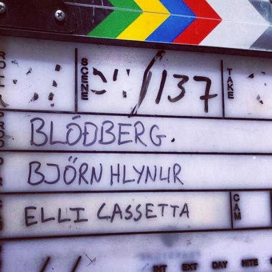 Bloðberg tökur4